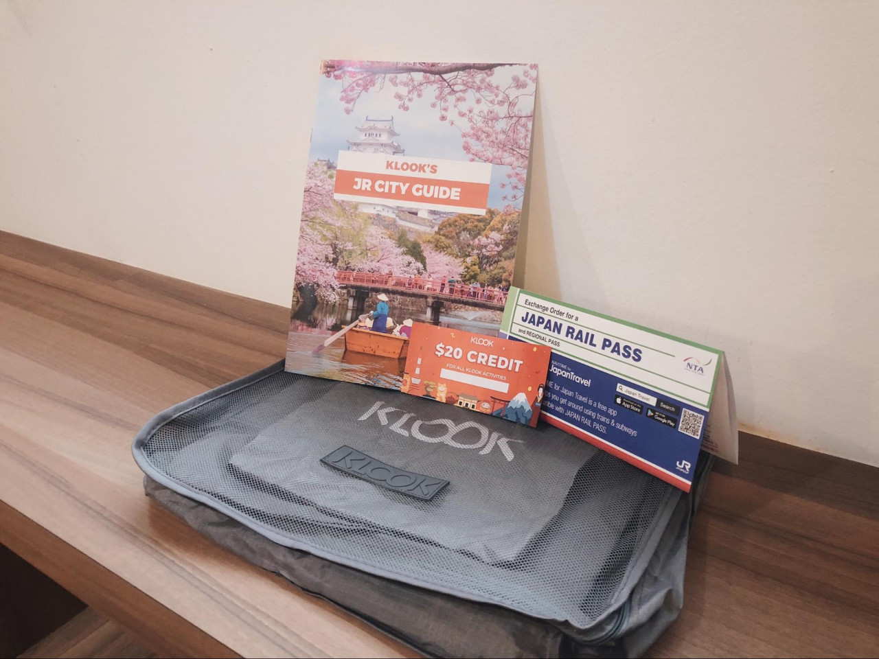 Japan Rail Pass with Klook