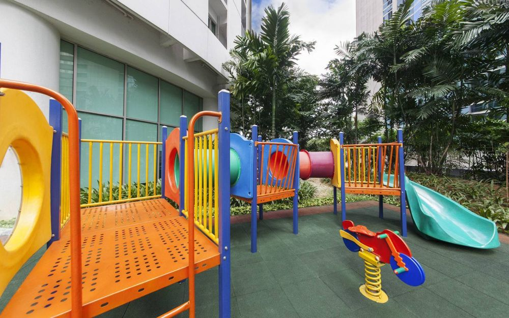 Playground at Ascott KL