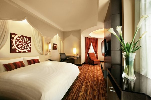 Sunway Hotel Resort & Spa's Arabian-themed Club Room