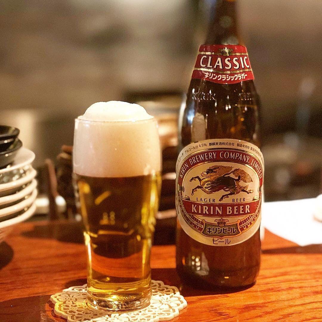 1-for-1 kirin beer Menya Sanji