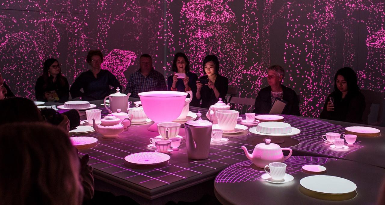 Wonderland table