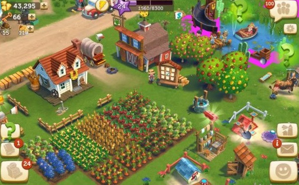 farmville popular nostalgic old facebook games