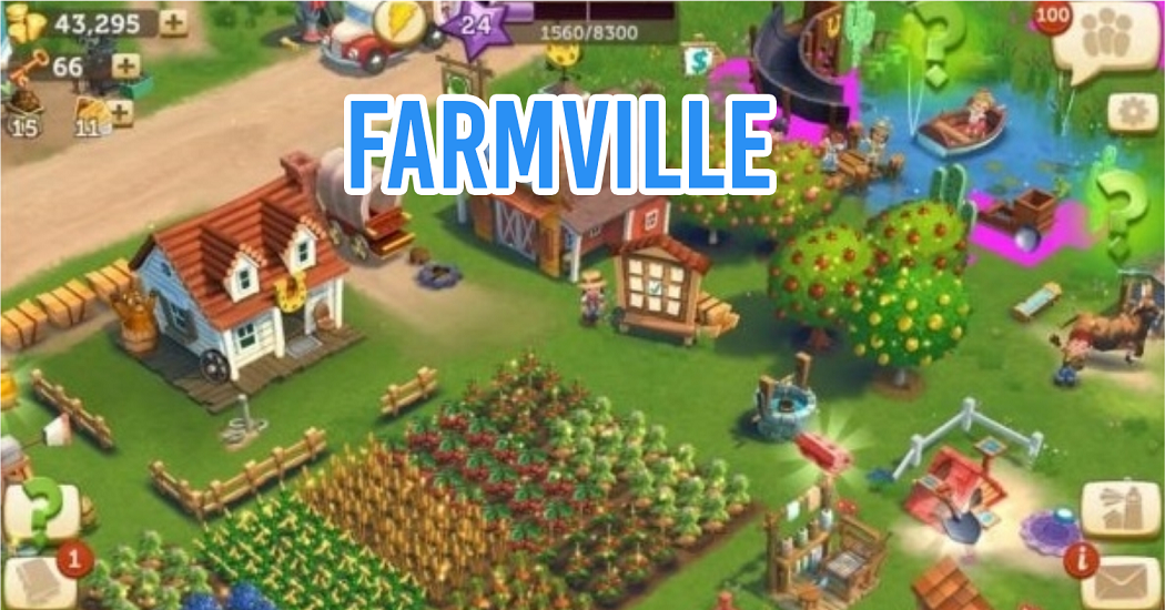 farmville nostalgic facebook games popular