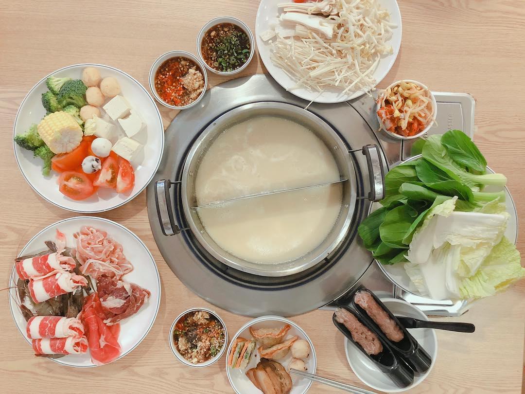 Danro Collagen Hotpot buffet
