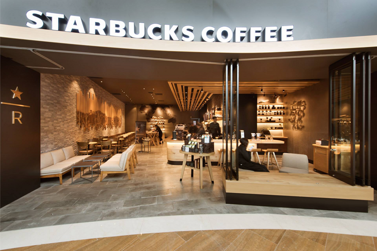prettiest starbucks singapore outlets the shoppes marina bay sands
