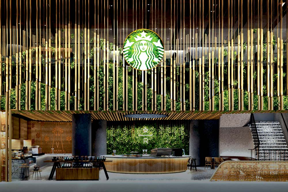 prettiest starbucks singapore outlets jewel changi flagship