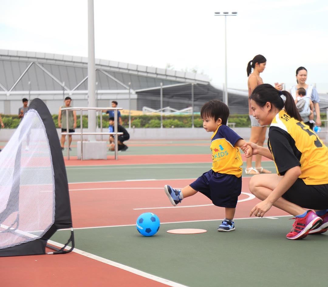 cheap affordable baby kids enrichment classes vivo kinetics sports classes
