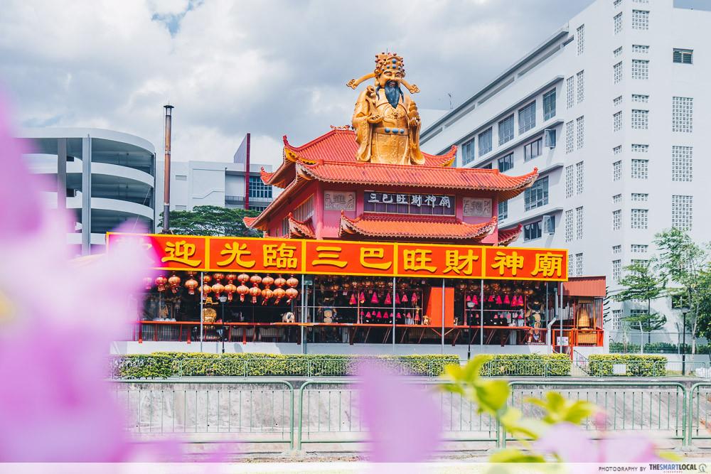 Sembawang God Of Wealth Temple