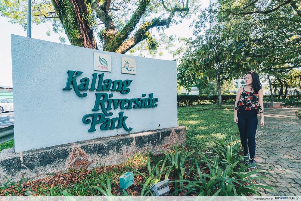 Kallang Riverside Park