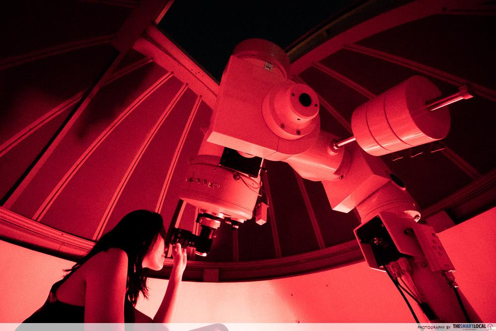 Stargazing observatory