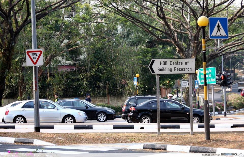 Gambas Avenue