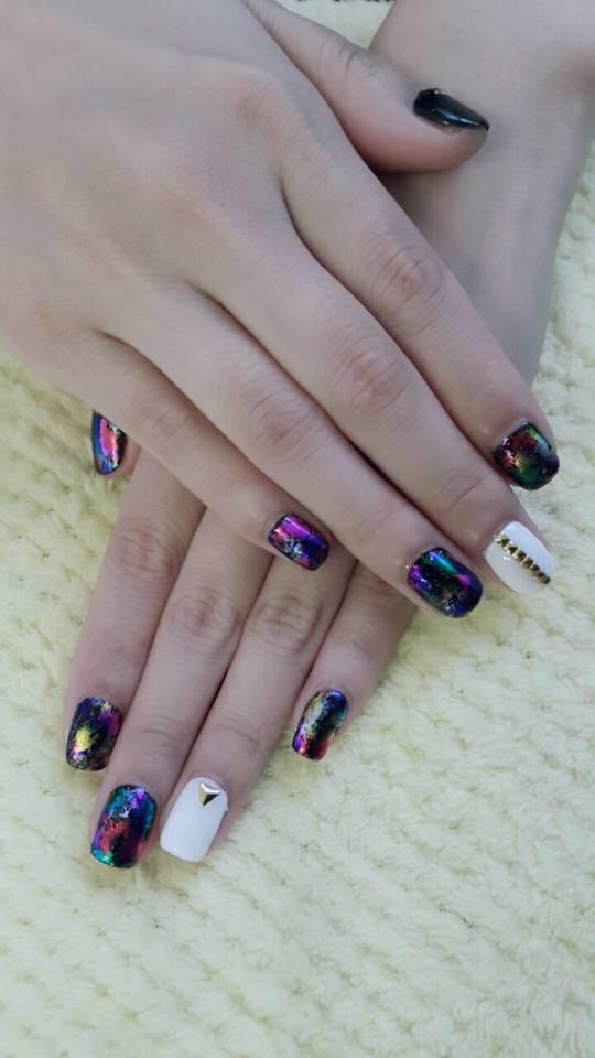 Nail art from M & Y Nail N Beauty salon