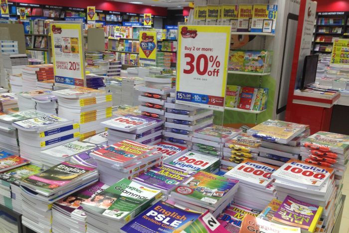singapore assessment books