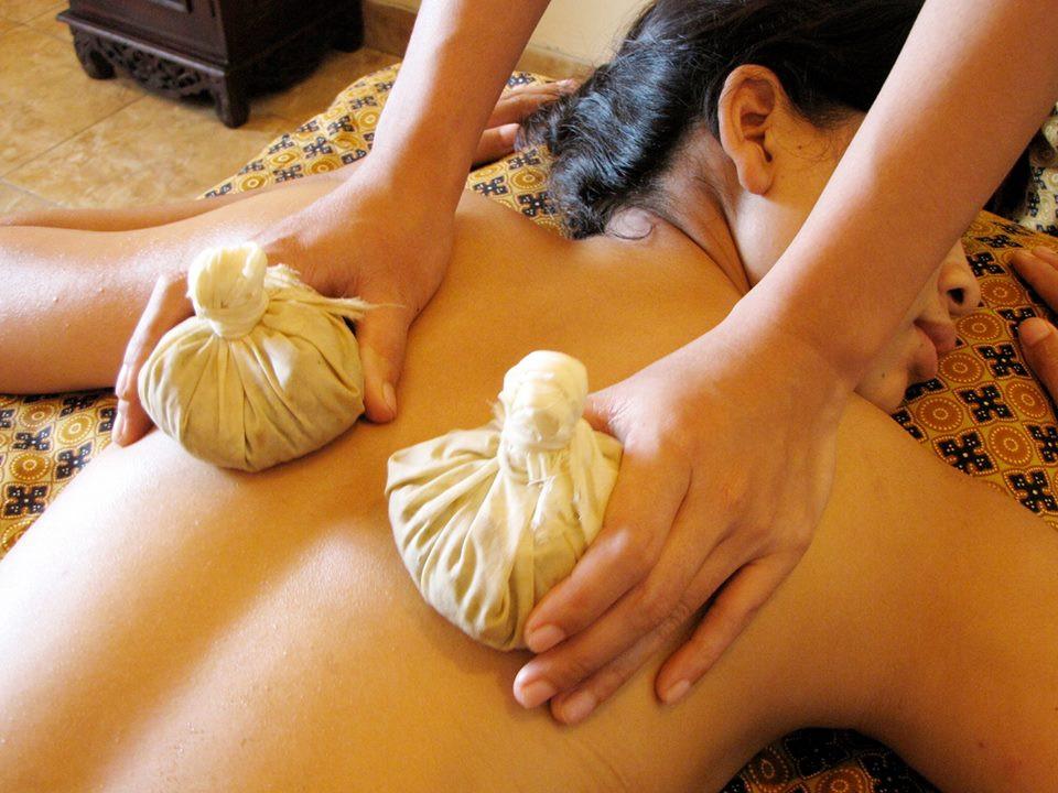 Mummy's Massage spa