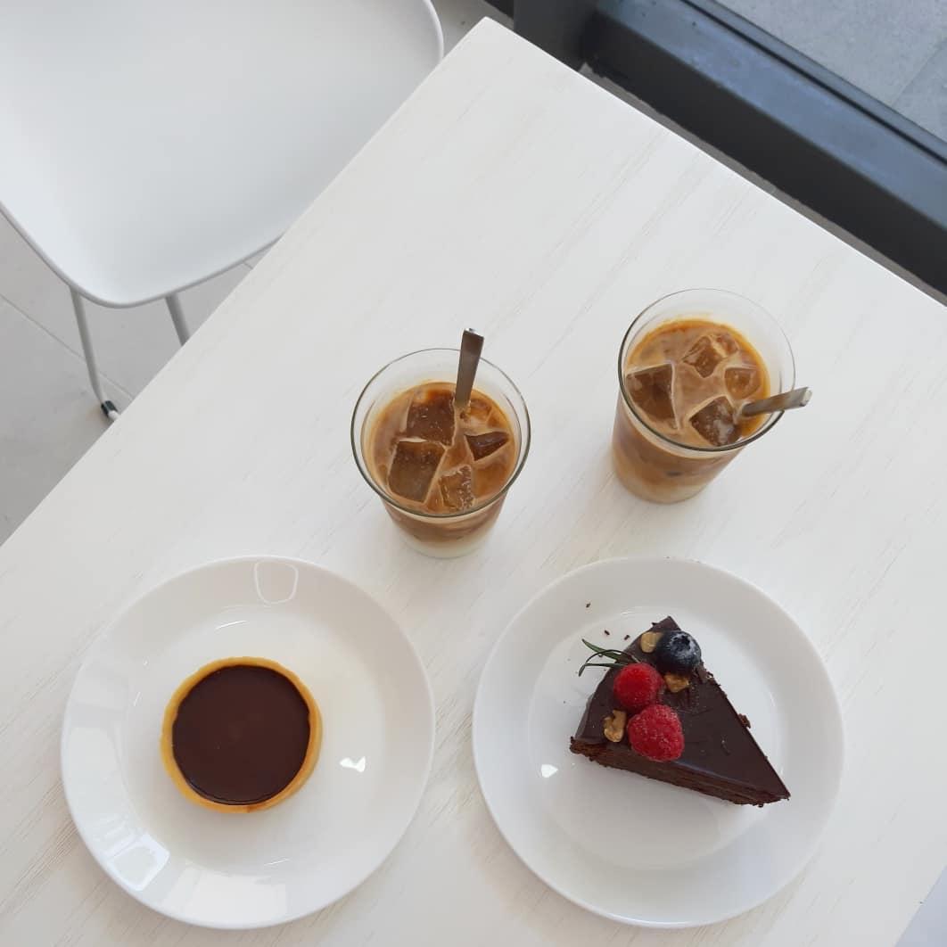 Glyph Supply Co's desserts