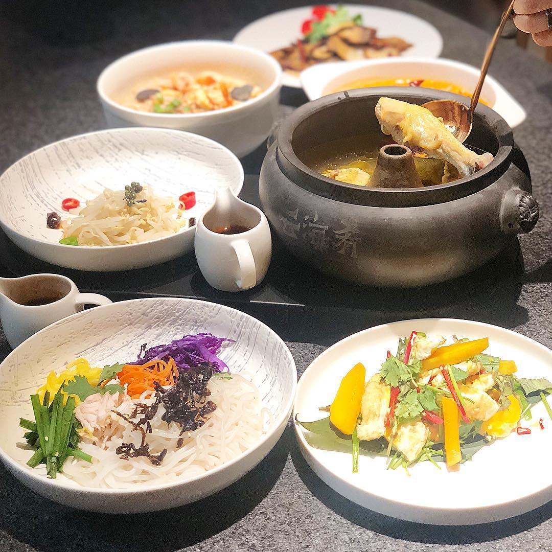 Yun Nans soups and noodles
