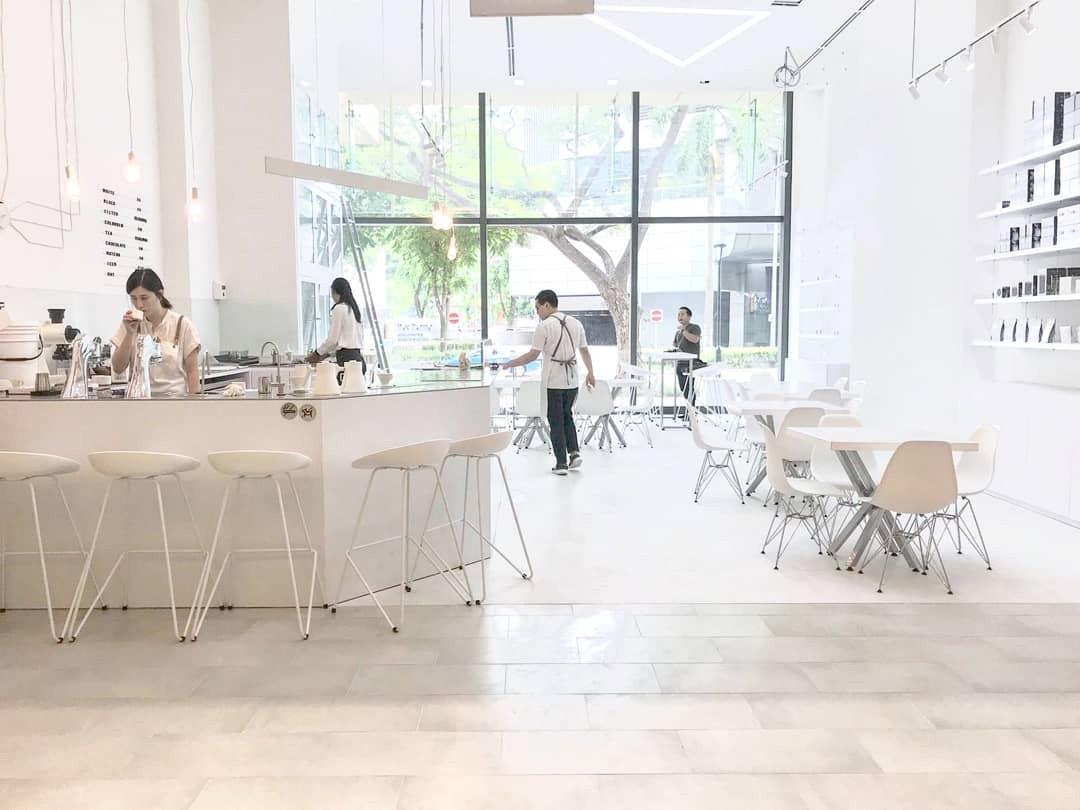 Glyph Supply Co's interiors