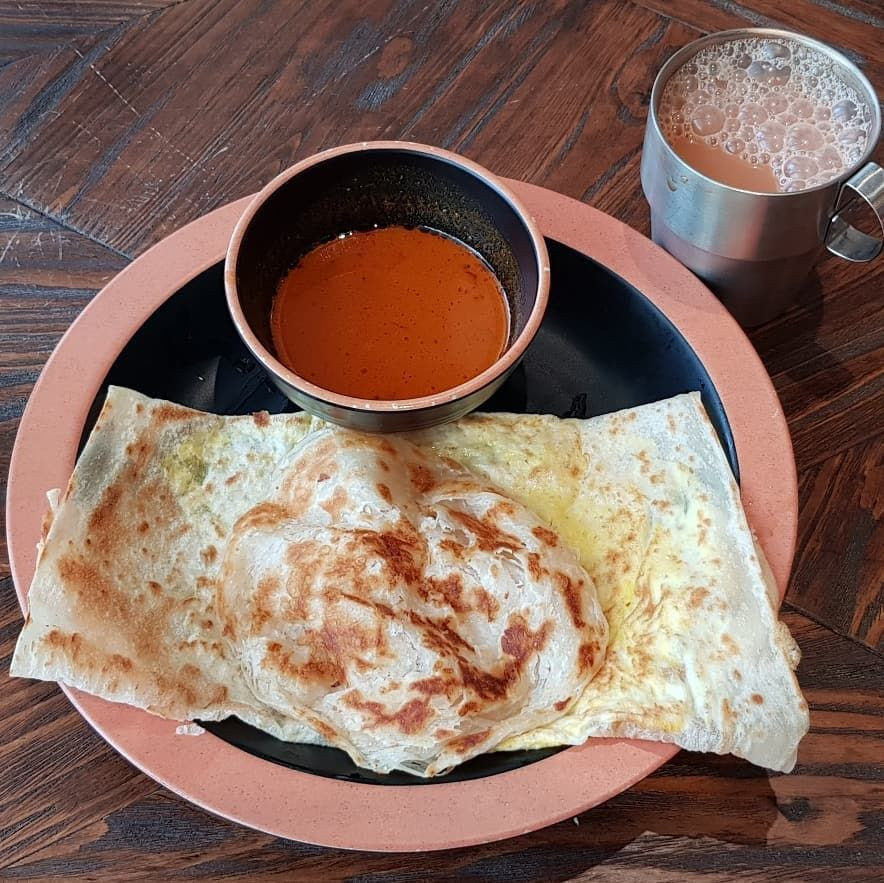 prata the flaming spice Downtown East