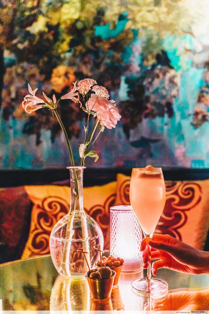 sketch London - cocktails