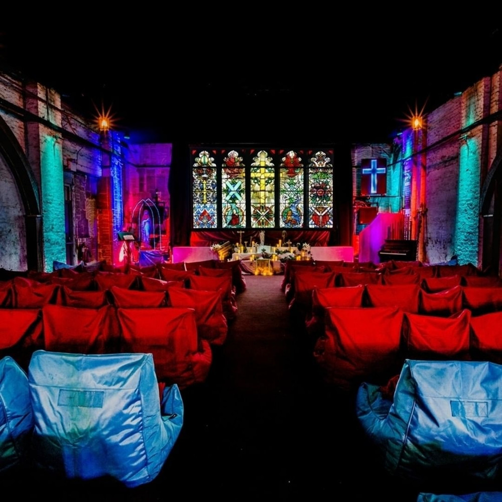 Themed cinema - chapel