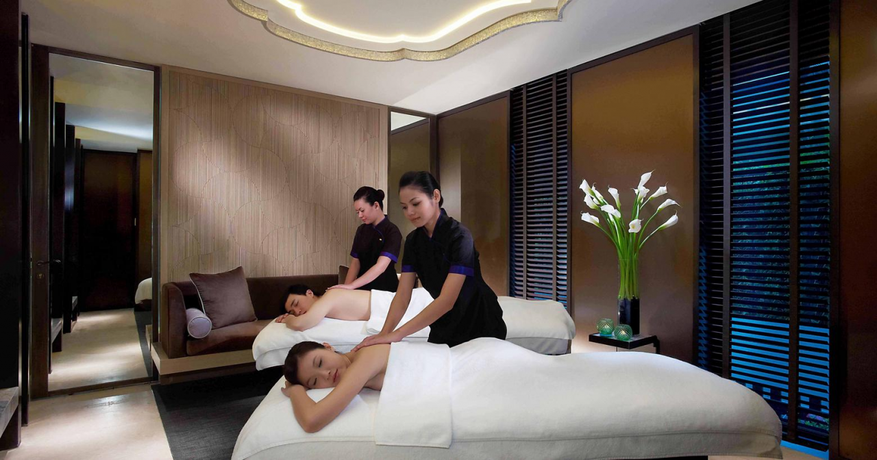 best spas massage parlour in singapore the spa