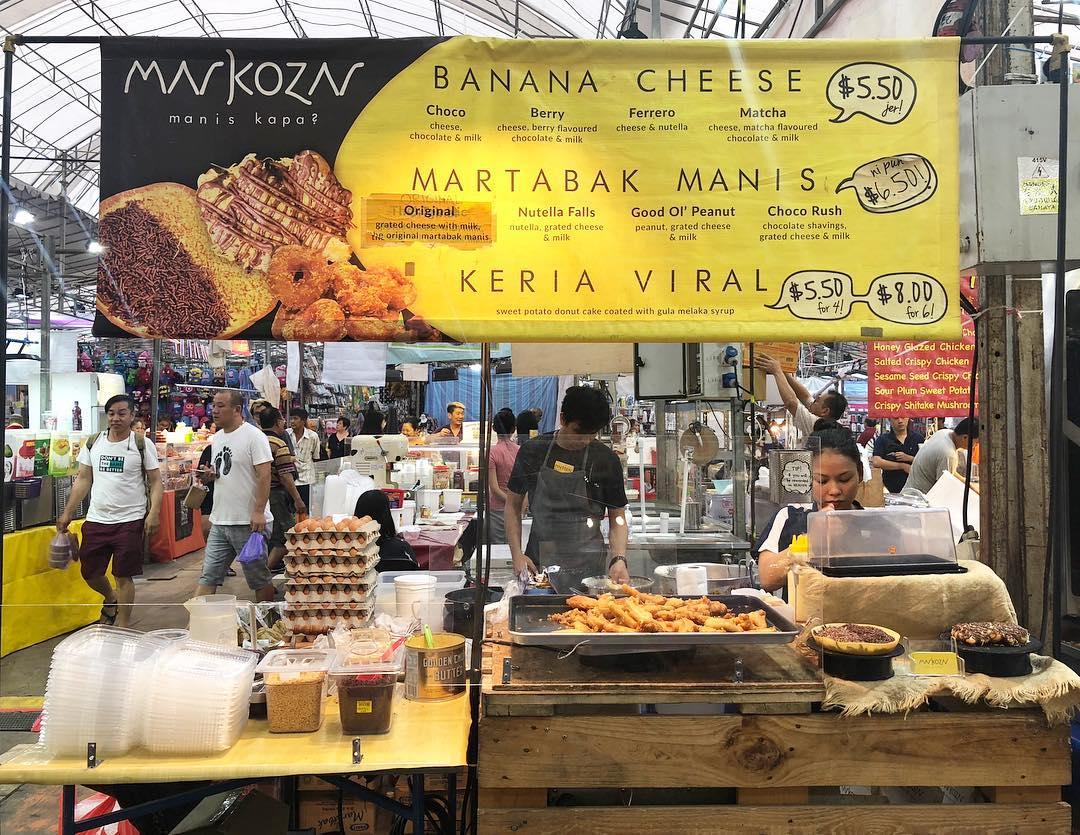 ramadan bazaar alternative other than geylang serai BAZAAR raya UTARA woodlands
