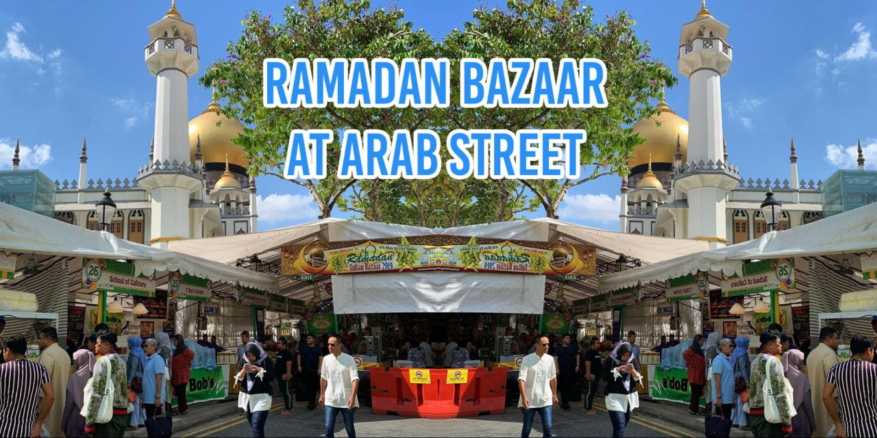 ramadan bazaar alternative other than geylang serai