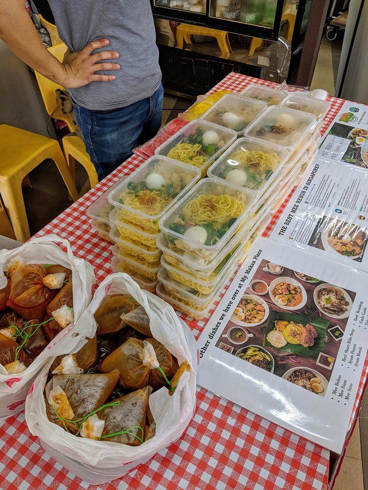 ramadan bazaar alternative other than geylang serai masjid al-mawaddah