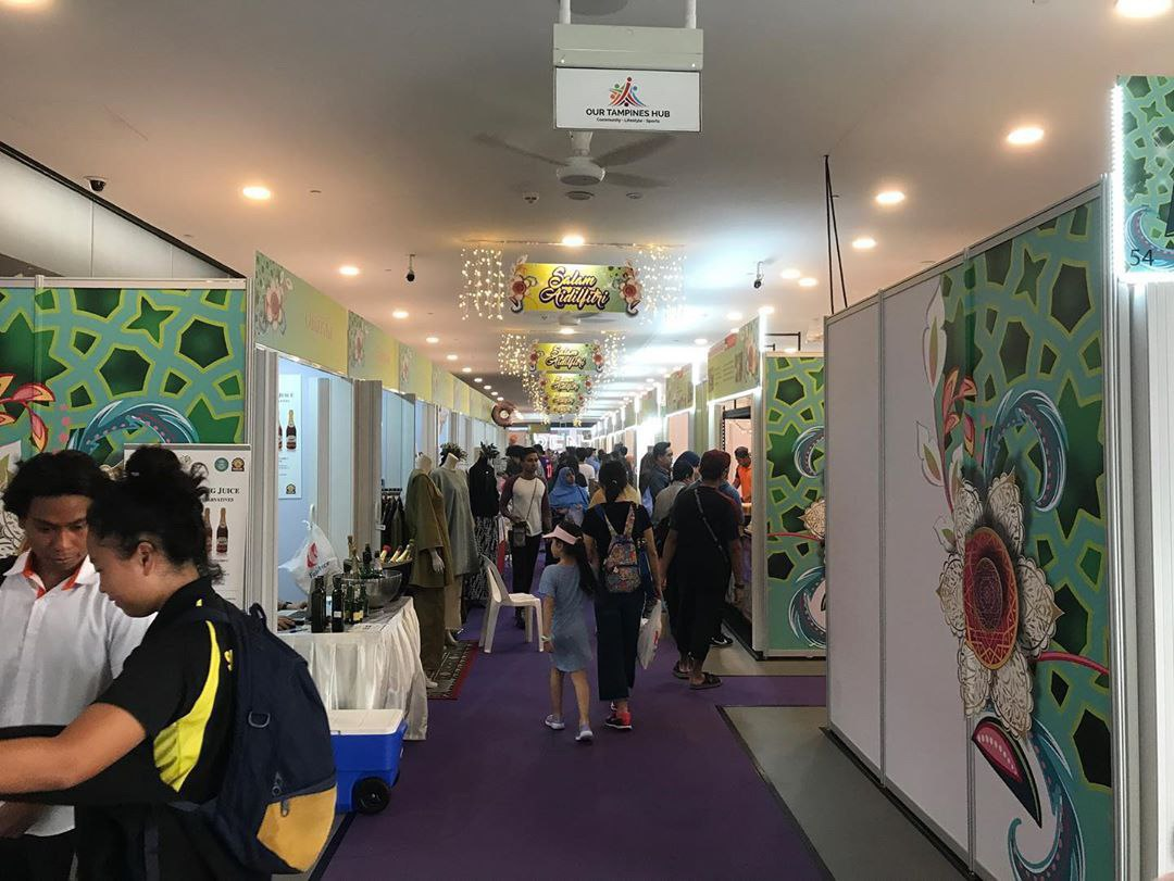 ramadan bazaar alternative other than geylang serai our tampines hub