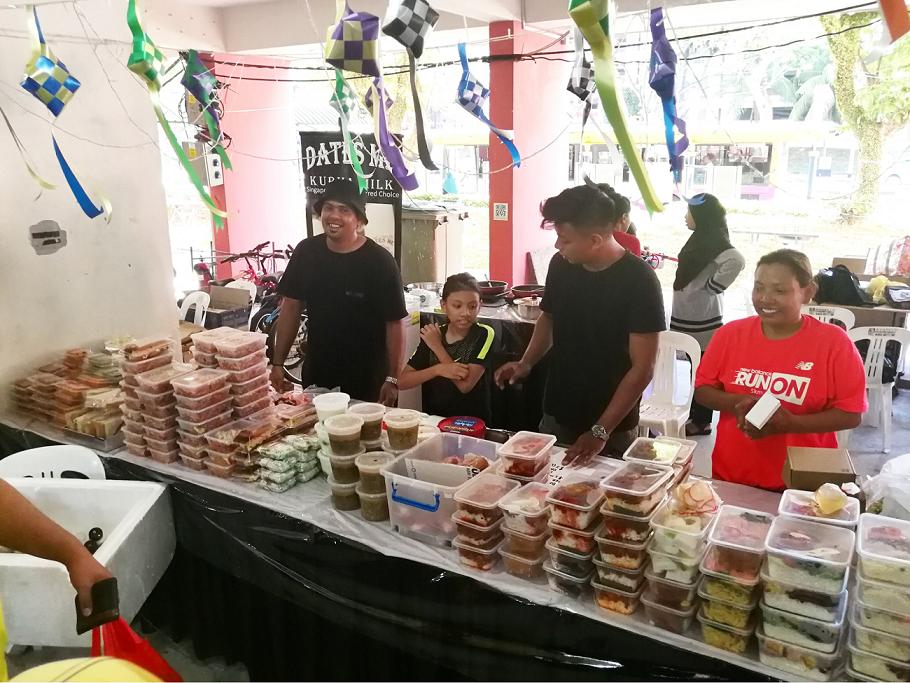 ramadan bazaar alternative other than geylang serai bazaar bawah block tampines