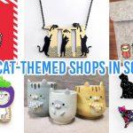 Cat themed shops Singapore