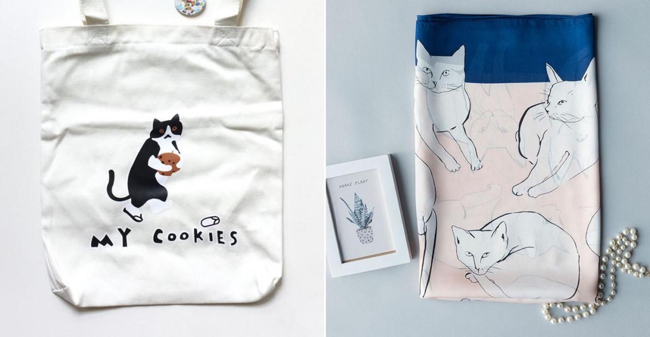Cat Mama Shop Cat Welfare Society