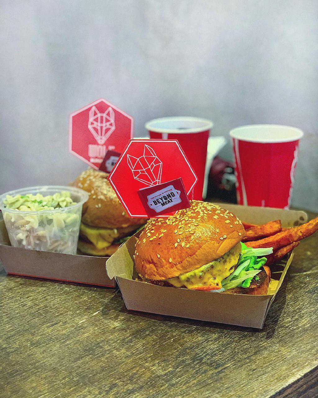 Wolf Burgers serve beyond burgers