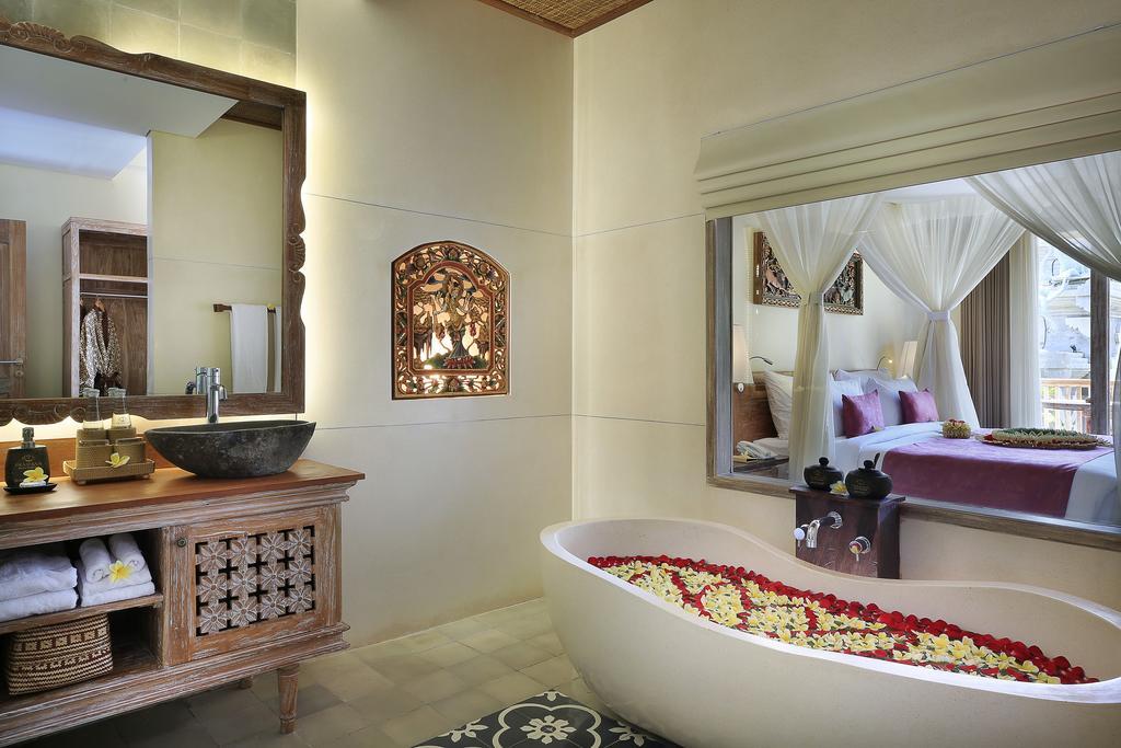 bali jungle resort eco resort hotel villa private pool pramana watu kurung resort