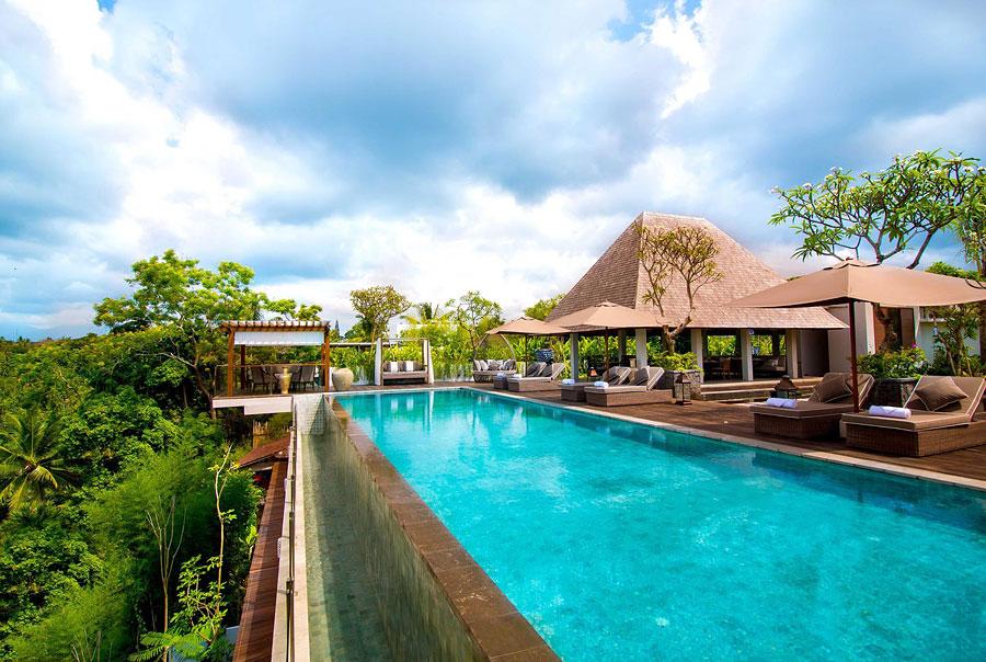 bali jungle resort eco resort hotel villa private pool goya boutique resort