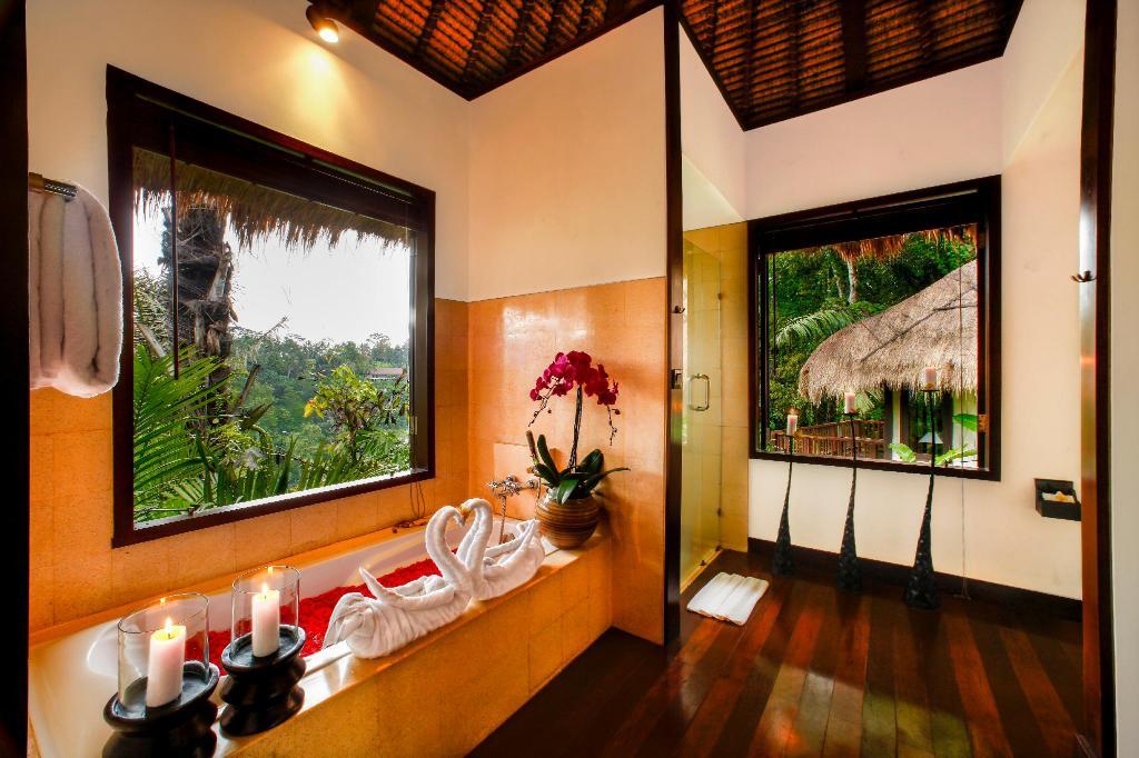 bali jungle resort eco resort hotel villa private pool nandini jungle resort & spa bali