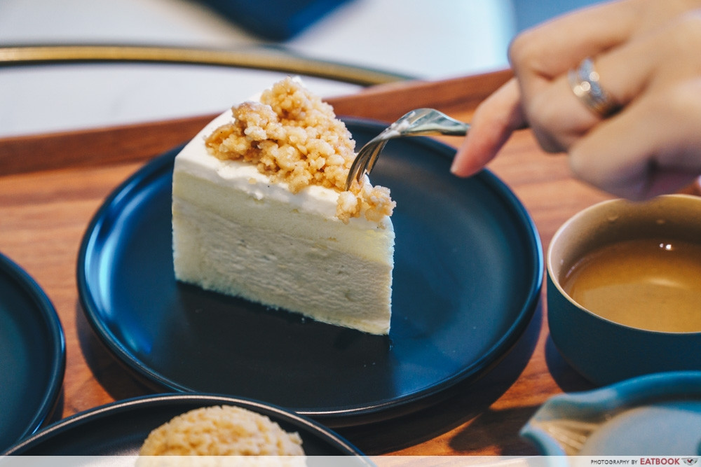 Ms Durian - durian cake