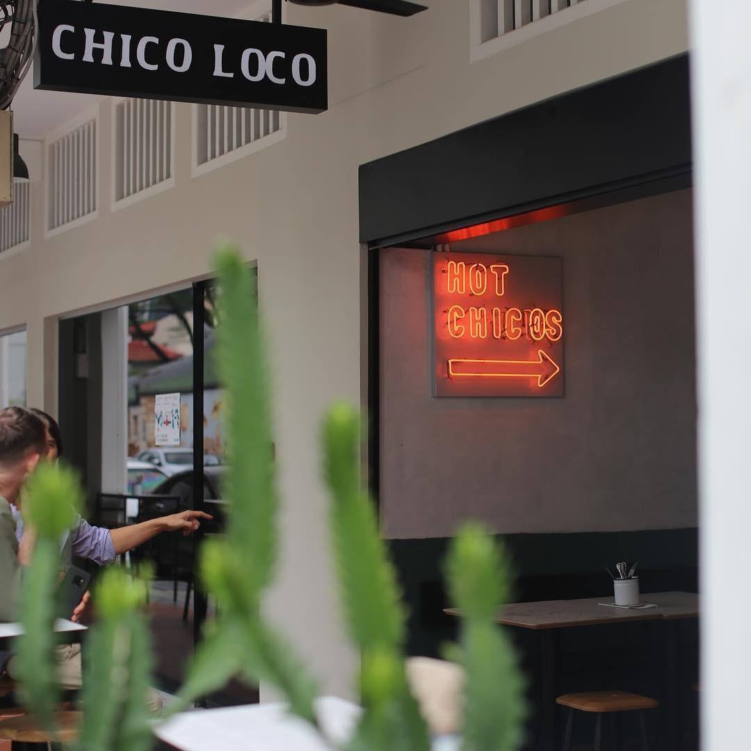 Chico Loco - restaurant