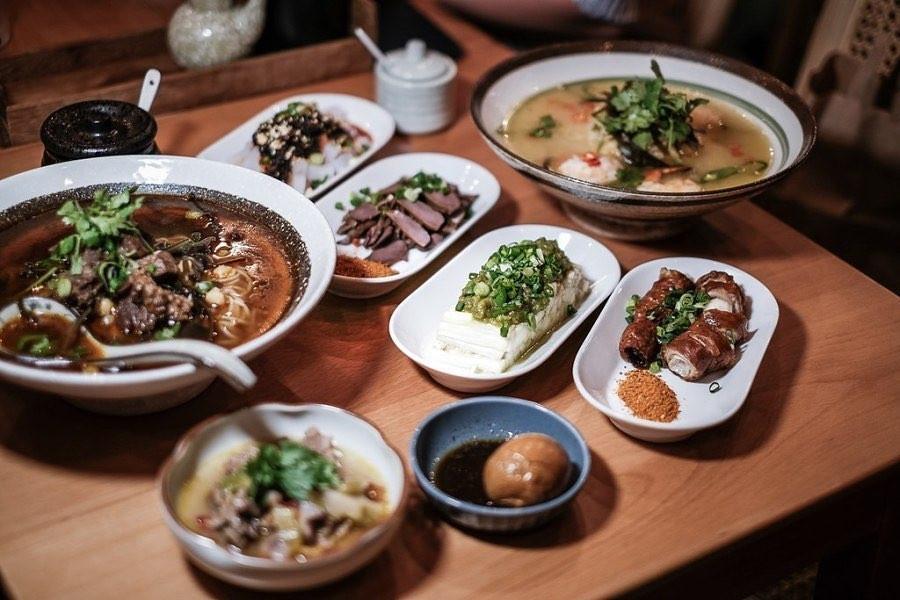 Chuan Hung - Sichuan food
