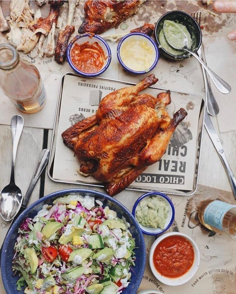 Chico Loco - Mexican chicken