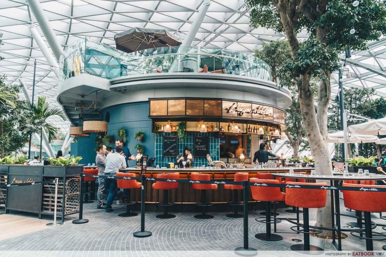 Burger & Lobster - restaurant
