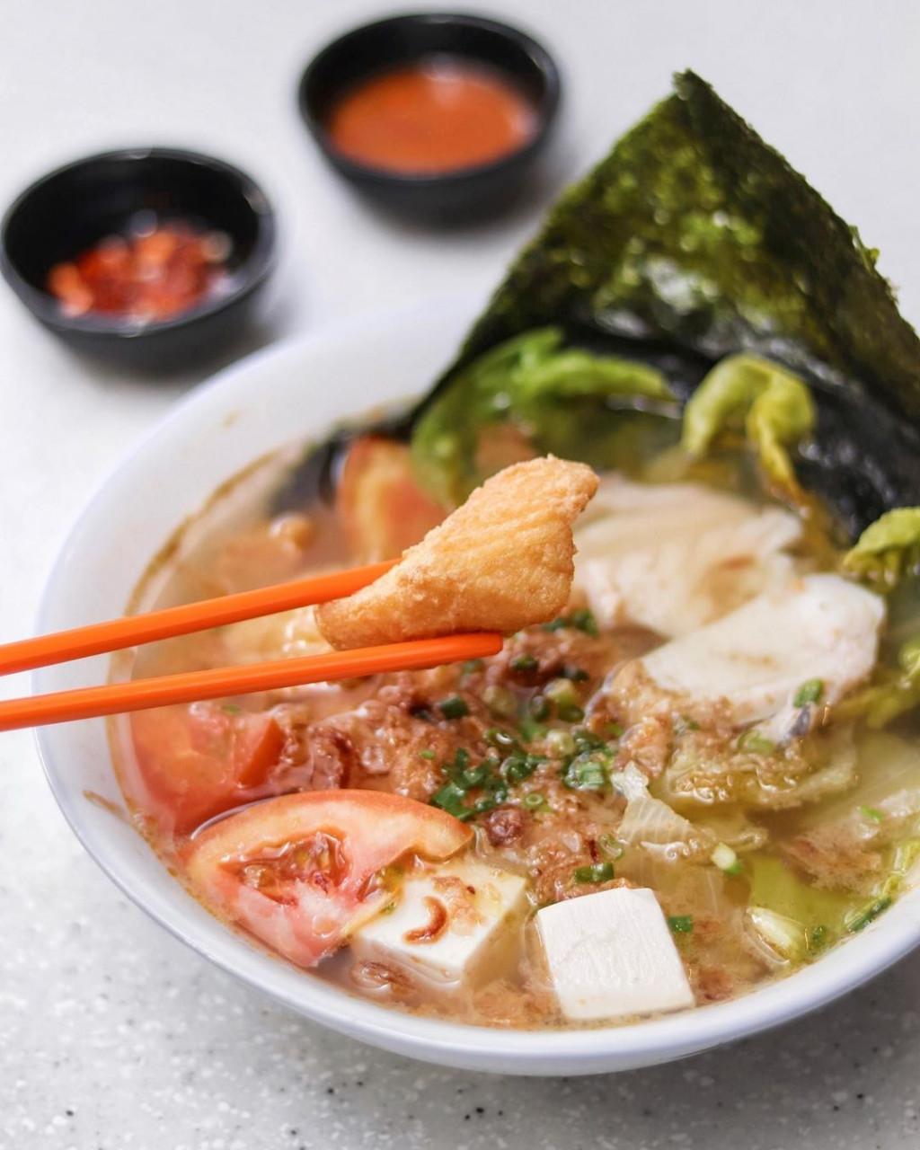 No Milk - fish soup