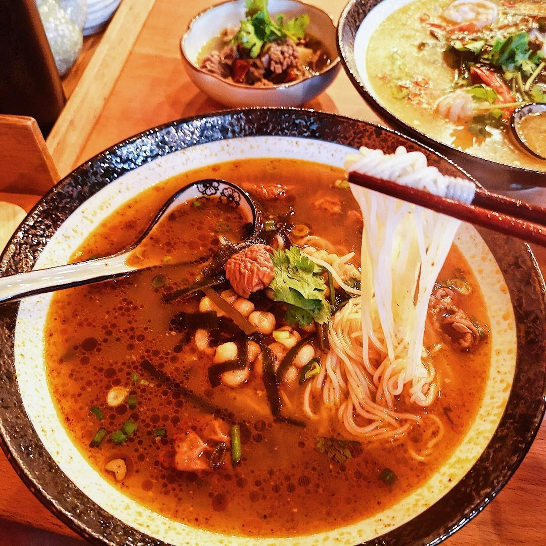 Chuan Hung - sichuan rice noodles