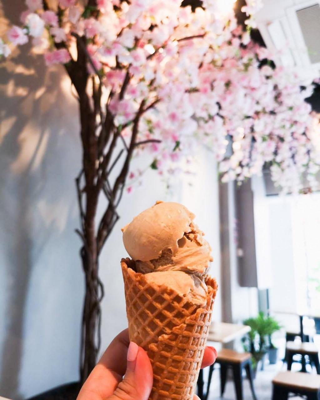 Wishes Cafe - ice cream