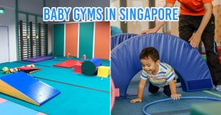 baby gyms in singapore