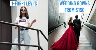 tsl june 2019 lobangs levi's wedding dress
