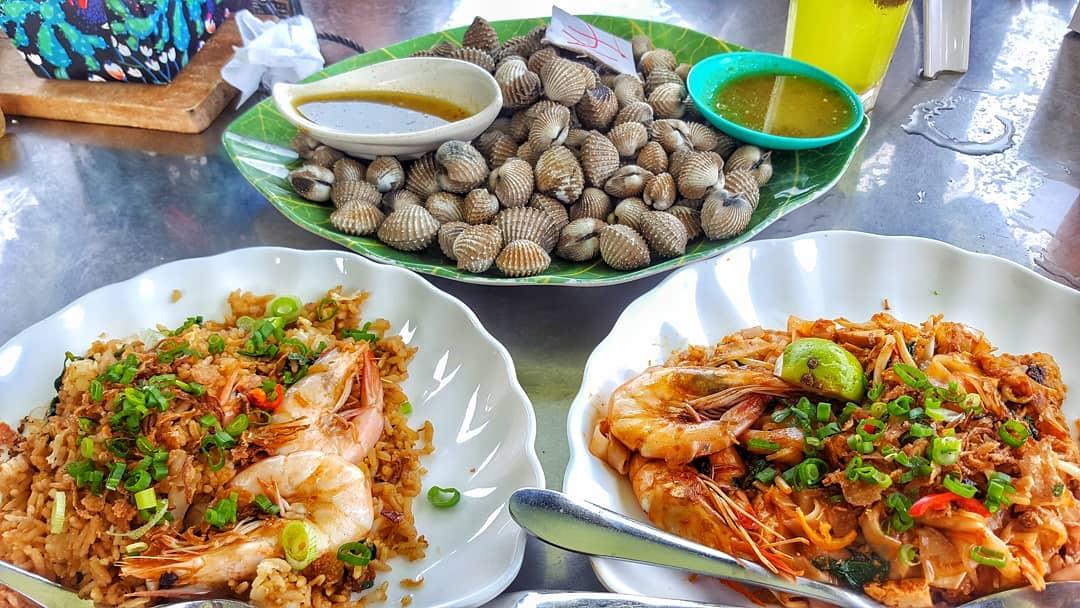 Restoran Terapung Pulau Aman
