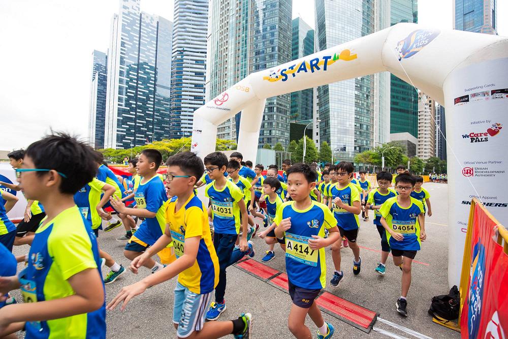 marathons runs in 2019 singapore posb passion run for kids