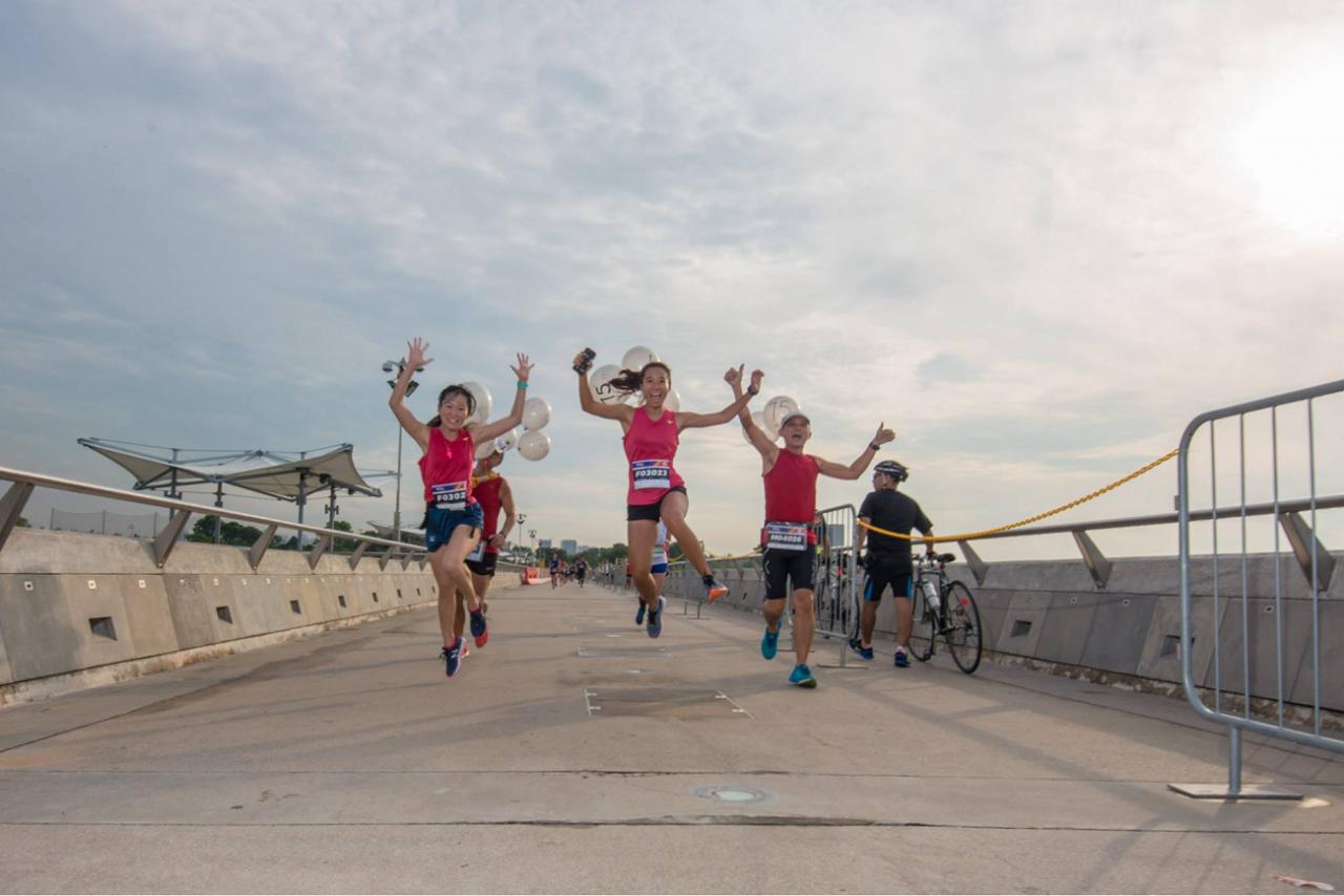 marathons runs in 2019 singapore csc run by the bay
