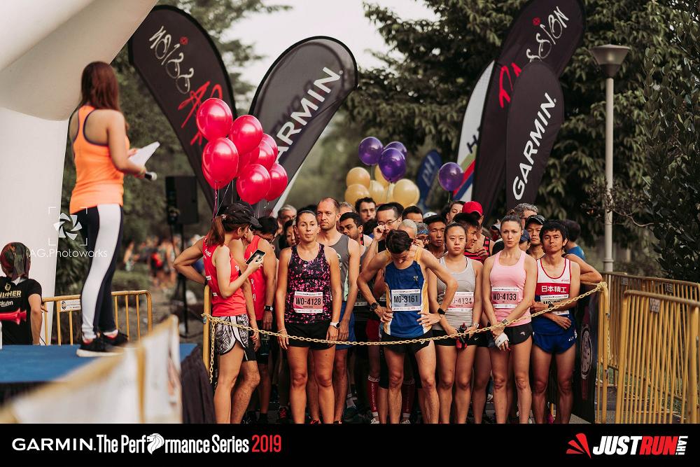 marathons runs in 2019 singapore garmin the performance series